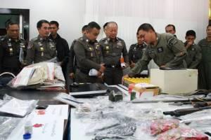 ศาลทหารออกหมายจับผู้ต้องหาคดีส่งระเบิดทางไปรษณีย์ 11 ราย นัดส่งตัว ตร.พรุ่งนี้