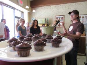 Chocolate tour in New York