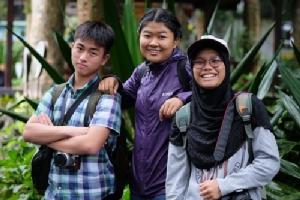 """บ้านปู ส่ง 3 เยาวชน """"เพาเวอร์กรีนปีที่ 11"""" ศึกษาความหลากหลายทางชีวภาพในอินโดนีเซีย"""