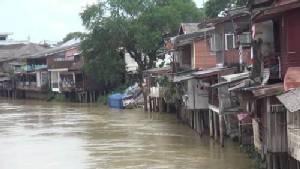 สถานการณ์น้ำเมืองจันท์เริ่มคลี่คลายหลังฝนหยุด แต่ยังเฝ้าระวังพื้นที่เสี่ยง