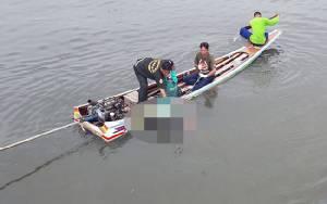โหดฆ่าถ่วงน้ำสาว 17 ศพลอยคลองสำโรง ขอความเป็นธรรม