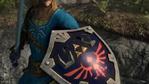 """E3: """"Skyrim"""" เครื่องสวิตช์เพิ่มชุดเซลด้า-ระบบจับการเคลื่อนไหว"""