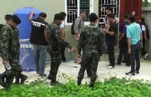 พบอีกอื้อซิมมือถือในอาคารพาณิชย์ ส่วนผู้ร่วมขบวนการหนีรอดหวุดหวิด