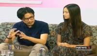 """""""ออกแบบ"""" ได้รับรางวัลนักแสดงนำหญิงเอเชียคนแรกของไทย จากหนัง """"ฉลาดเกมส์โกง"""""""