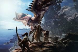 "E3: แคปคอมเปิดตัว ""Monster Hunter World"" ลงควบ PC-PS4-Xbox One"