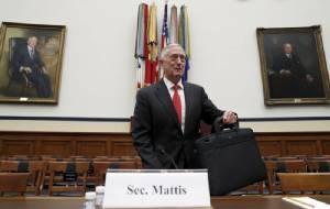 รมว.กลาโหมสหรัฐฯ บอกช็อกทหารมะกันไม่พร้อมสู้รบ ระบุโสมแดงภัยคุกคามเร่งด่วนที่สุด