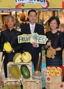 """อิ่มได้ไม่อั้นในราคาเดียว ที่ """"Bangkok Fruit  Fest"""" บุฟเฟต์ผลไม้คุณภาพคัดเกรด"""