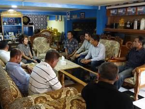 คณะกรรมการร่วมประชุมเตรียมจัดหาทุนซื้อที่ดิน พร้อมบูรณะที่พักศพ และรอยเท้าหลวงปู่ทวด