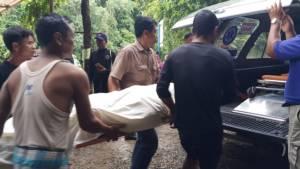 เศร้าสลด..น้ำป่าทะลักพัดชาวบ้านหาเห็ดจมลำน้ำปัวต่อหน้าต่อตาเพื่อนบ้าน