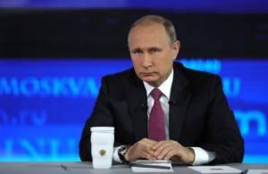 """ปูตินระบุ สหรัฐฯเพิ่ม """"คว่ำบาตร"""" รัสเซียโดยไม่มีเหตุผล"""