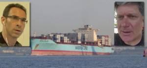 ท่าเรือมะกันระทึก ได้รับแจ้งมีระเบิดในเรือขนส่งสินค้า