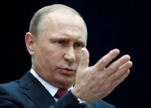 """""""ปูติน"""" เย้ยอดีต ผอ.FBI ไร้หลักฐานใดพิสูจน์รัสเซียแทรกแซงเลือกตั้งสหรัฐฯ"""