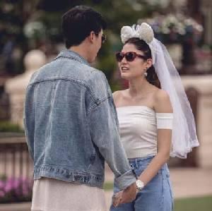 """แพลน 1 ปี ภารกิจระดับชาติ! """"ป๊อก"""" เซอร์ไพรส์ขอ """"มาร์กี้"""" แต่งงานที่ดีสนีย์แลนด์ อเมริกา"""