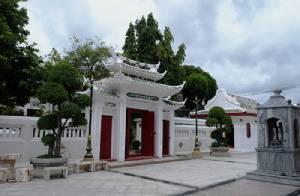เดินยลความงาม 'วัดราชโอรสฯ' เสน่ห์ล้น ต้นแบบวัดไทยสไตล์จีน