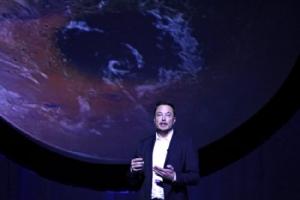"""""""อีลอน มัสก์"""" เผยรายละเอียดแผนพาคนไปดาวอังคาร 1 ล้านคน"""