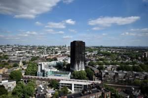 ยอดเหยื่อไฟนรกเผาวอดตึกที่พัก24ชั้นในลอนดอนพุ่ง30ศพ ไม่พบสิ่งบ่งชี้'วางเพลิง'