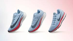 """""""ไนกี้"""" คลอดรองเท้า 3 รุ่น เน้นรูปลักษณ์และความรู้สึกใหม่ของการวิ่ง เพื่อคอความเร็วโดยเฉพาะ"""