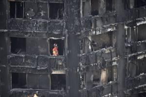 ยอดตายไฟนรกตึกลอนดอนเพิ่มเป็น58  นายกฯเมย์ถูกจวกเละ'รับมือ'วิกฤตผิดพลาดหนัก