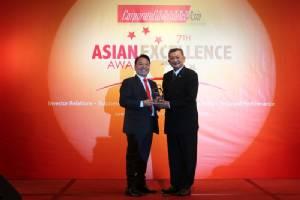 GPSC คว้า 3 รางวัลจากคอร์ปอเรต กัฟเวอร์แนนซ์ ยอดเยี่ยมแห่งเอเชีย ปี 2017