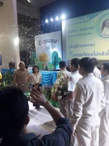 คนแม่ฮ่องสอนแห่ต้อนรับผู้ว่าฯ กลับเมืองอบอุ่น หลังพ้นมลทินซื้อกามเด็ก
