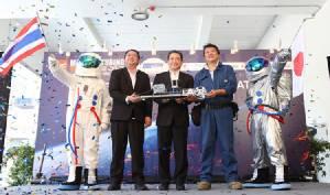เปิดตัวหุ่นยนต์โครงการ SPACE ELEVATOR ครั้งแรกของอาเซียน ชมในงานแมนูแฟกเจอริ่ง เอ็กซ์โป 2017