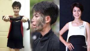 สวย เท่ ดุ ตร.หญิงควบคุมฝูงชน เข้ารอบ Miss Universe Thailand 2017