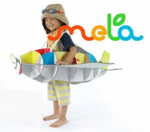 """""""Mela"""" กระดาษกล่องใส่ไอเดีย เนรมิตของเล่น ของแต่งบ้าน D.I.Y"""
