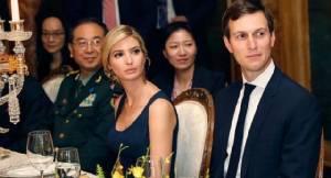 """เข้าทางลูก! จีนเชิญ """"อิวานกา ทรัมป์ - จาเร็ด คุชเนอร์"""" เยือนปักกิ่ง เล็งผูกสัมพันธ์คู่รักทรงอิทธิพล"""