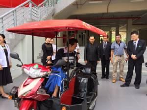 รพ.ขอนแก่น MOU ม.เทคโนฯ อีสานร่วมมือพัฒนานวัตกรรมการแพทย์เพื่อชุมชน