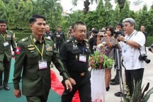 เปิดเวทีประชุมคณะกรรมการชายแดนส่วนภูมิภาคไทย-พม่า ที่ภูเก็ต