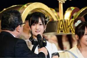 """ช็อกวงการไอดอล! """"ริริกะ NMB48""""  ประกาศแต่งงานกลางเวทีประกวด (ชมคลิป)"""