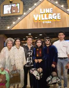 เปิดแล้ว! Line Village Store สาขาแรกของเมืองไทย