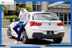 แจกจริง! เปิดใจผู้โชคดีจากโปรแกรม The Ultimate JOY Experience ลงทะเบียนครั้งเดียวรับ BMW 118i M Sport ไปขับฟรี