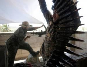 """สหรัฐฯ เล็งติดอาวุธ """"นักรบชาวเคิร์ด"""" ในซีเรียต่อ แม้ยึดรอกเกาะห์ได้แล้ว"""