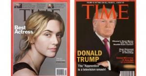 อายมั้ย! ทรัมป์เอารูปตัวเองขึ้นปก Time ของเก๊แขวนผนัง นิตยสารดังถึงกับต้องขอให้ปลดลง