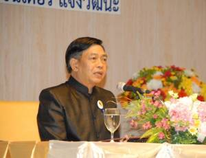 """""""อลงกรณ์"""" เชื่อปฏิรูป 2 ปีดีขึ้น ขอคนไทยเลิกดูถูกกันเอง ปรับแนวคิดพัฒนาชาติ"""