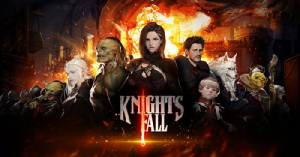 """พินบอลทะลวงป้อม """"Knights Fall"""" ดาวน์โหลดได้แล้ววันนี้!"""