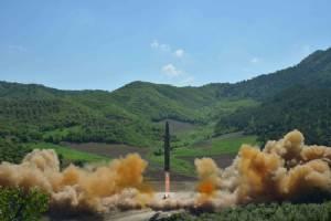 N.Korea's veteran newsreader returns to declare ICBM launch
