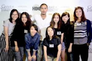 """HBO ASIA ประกาศผลสุดยอดผู้ชนะเลิศ """"เกม ออฟ โธรนส์"""" พากย์เสียงไทย ร่วมงาน """"แบงค์ ปรีติ"""" และ """"เพลง ชนม์ทิดา"""""""