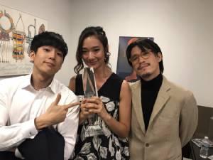 """""""ออกแบบ"""" ดีใจได้รับเลือกให้เป็นนักแสดงไทยคนแรก ที่ได้รับรางวัล """"Screen International Rising Star Asia Award"""""""