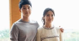 """""""ซงจุงกิ – ซองเฮคโย"""" ออกแถลงเผยความรู้สึกที่มีต่อกันให้แฟนๆได้รู้เป็นครั้งแรก"""