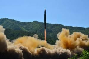 เพนตากอนรับเกาหลีเหนือยิงขีปนาวุธที่ไม่เคยเห็นมาก่อน แต่มั่นใจปกป้องสหรัฐฯพ้นภัยICBM