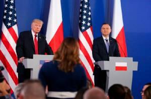 """""""ทรัมป์"""" โวจะลงมือแรงๆ กับโสมแดง หลังทูต US ใน UN ขู่ใช้กำลังถ้าจำเป็น แม้ยังต้องการใช้การทูตก่อน"""