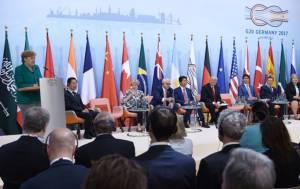 ผู้นำ G20 พร้อมใจตัดหางอเมริกา ชี้จุดยืนแหกคอกเรื่องปัญหาโลกร้อน