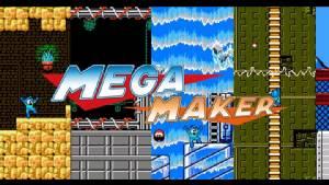 """แฟนร็อคแมนผุดโปรแกรม """"Mega Maker"""" สร้างด่านในเกมได้เอง"""
