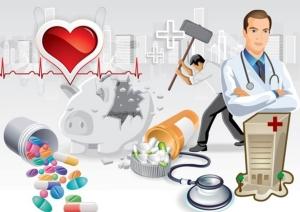 การควบคุมค่าใช้จ่ายและความเหลื่อมล้ำในระบบประกันสุขภาพของไทย