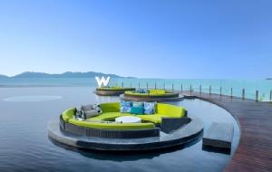ว้าว!! 6 ที่พักยอดนิยมในเอเชียมีชายหาดส่วนตัว