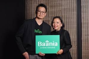 Baania (บาเนีย) บริษัทสตาร์ทอัปเลือดใหม่ หัวใจดิจิตอล ผู้ให้บริการด้าน Marketplace แหล่งรวมข้อมูลด้านอสังหาริมทรัพย์แบบ Total Solution ที่เข้าถึงผู้บริโภคยุคใหม่ ตอบโจทย์คนที่มองหาที่พักอาศัยและอสังหาฯ ทั้ง ซื้อ ขาย ให้เช่าอย่างครบวงจร