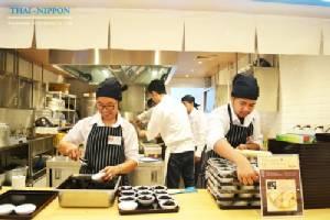 """""""เอพอค กรุ๊ป"""" แตกไลน์ธุรกิจลุยจัดหางานป้อนร้านอาหารญี่ปุ่น"""
