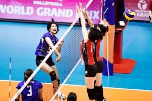 ดีไม่พอ! ตบสาวไทย พ่าย สาวยุ่น ประเดิม WGP 2017 สนาม 2